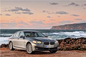 All-new BMW 5 Series rolls out