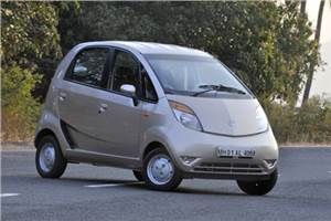Tata shelves 'eco car' project