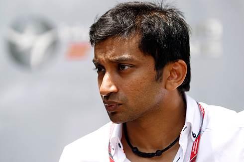 Narain confirms Indian GP return
