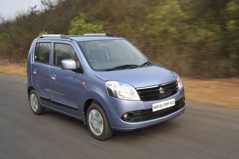New WagonR Test drive & Review
