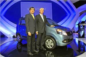 Maruti launches new WagonR
