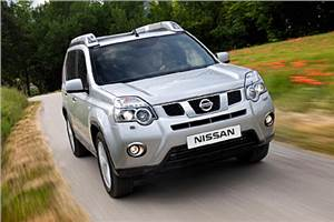 Revised Nissan X-Trail unveiled