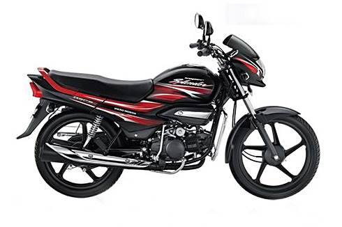 New Super Splendor launched