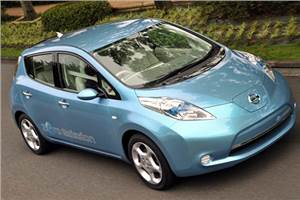 Nissan LEAF is 2011 World COTY