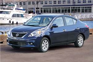 Nissan Sunny review, test drive