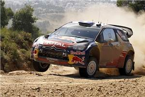 Ogier clinches Acropolis victory