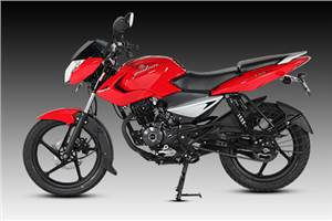 Bajaj Pulsar 135LS revised