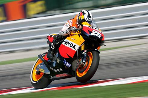 Pedrosa triumphs at San Marino
