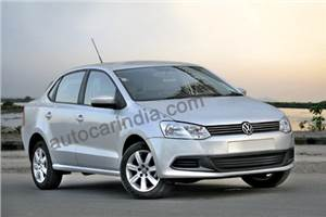 SCOOP! Polo Saloon is VW Vento