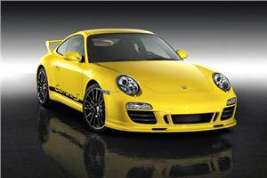 Porsche to get paddle shifters