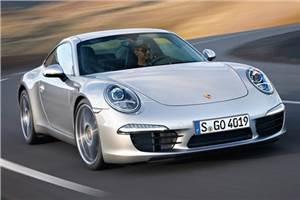 New Porsche 911 revealed