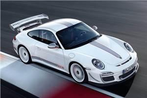 Porsche unveils 911 GT3 RS 4.0