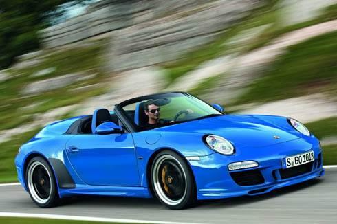 Porsche 911 Speedster Returns