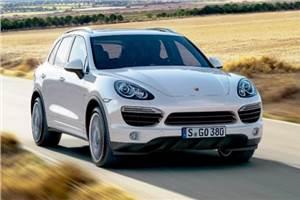 New Porsche Cayenne revealed