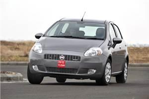 Punto Sport test drive, review