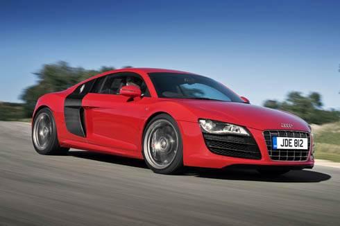 Audi R8 gets V10 muscle