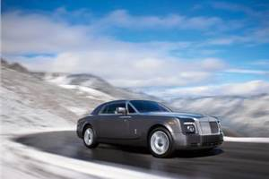 Rolls-Royce Ghost launched