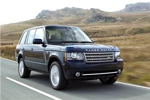 New Range Rover 2011 revealed