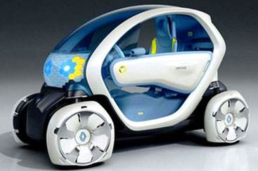 Renault Twizy to have India-made parts