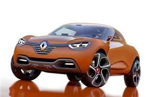 Renault shows Captur Concept