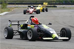 JK's Formula Pacific India plans