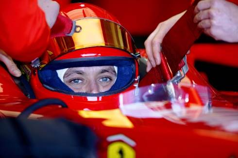Ferrari says door open for Rossi