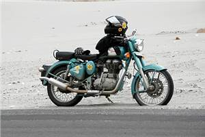 Royal Enfield goes North East