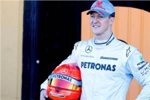 Schumacher feels like its 1991
