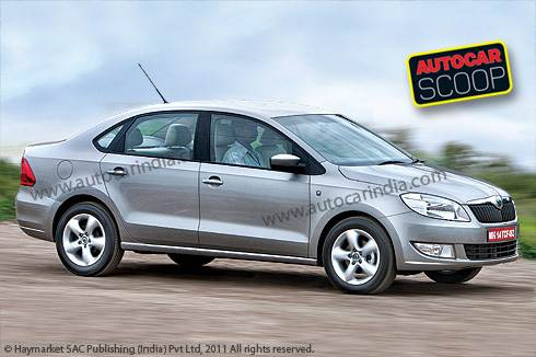 Lauretta is new Skoda saloon