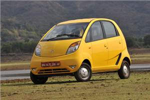 "Tata Motors: ""Nano is a safe car"""
