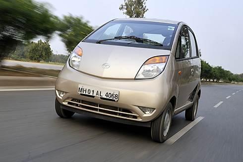 Tata Nano set to enter Sri Lanka