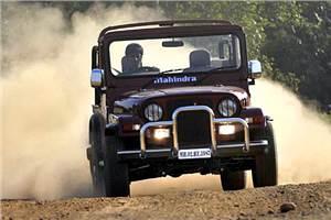 2011 Mahindra Thar