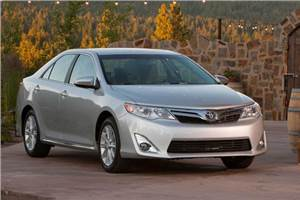 New Toyota Camry unveiled