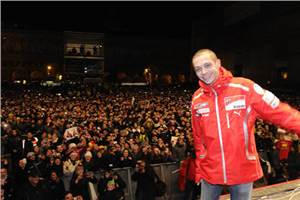 Ducati MotoGP night attracts 38,000 fans