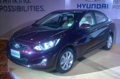 Hyundai launches all-new Verna