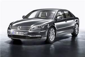 Volkswagen to build new Phaeton