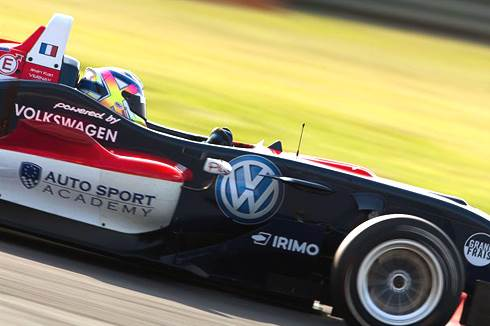 VW confirms F1 intentions
