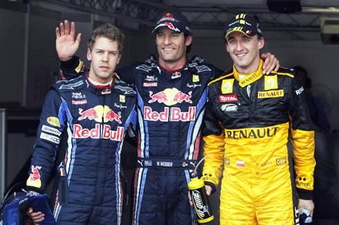 Mark takes pole in Monaco