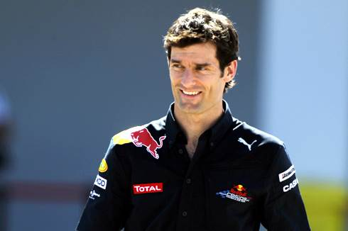 Red Bull retains Webber