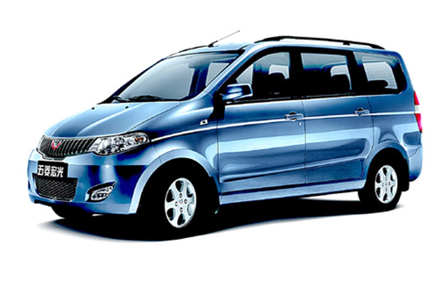 Gm india to launch chinese mpv autocar india for H and r auto motors
