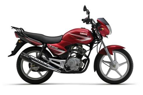 Yamaha YBR 110 launched
