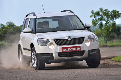 skoda yeti test drive and review autocar india. Black Bedroom Furniture Sets. Home Design Ideas