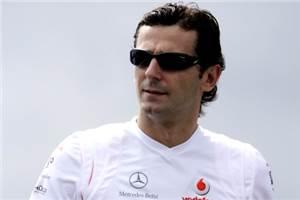 De la Rosa to race for Sauber