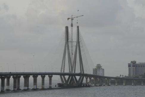 Bandra-Worli Sea Link test