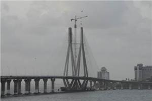 Bandra-Worli Sea Link test