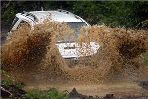 Fortuner, Autocar go off-roading
