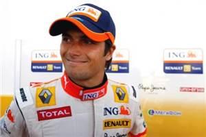 Nelson Piquet moves to NASCAR