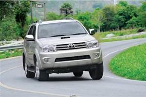 Toyota Fortuner 3.0 D4-D (Old)