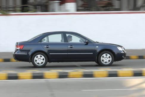 2009 Hyundai Sonata Embera Diesel Review Road Test