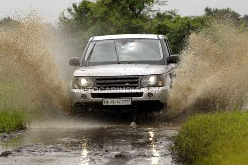 Range Rover celebrates 40 years